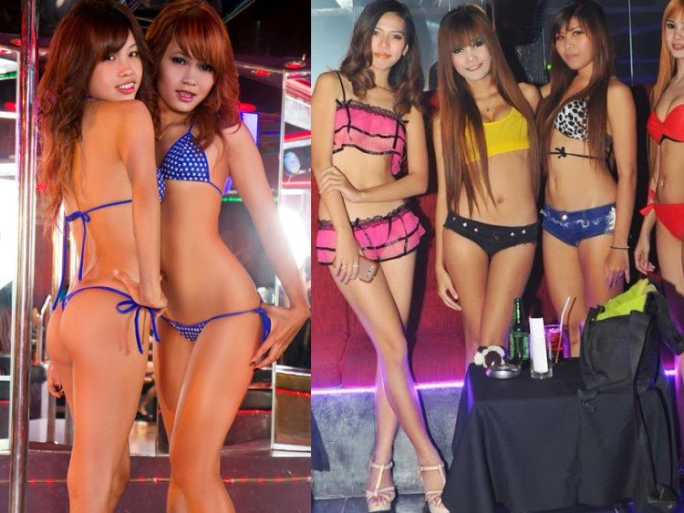 Bar Girls in Pattaya
